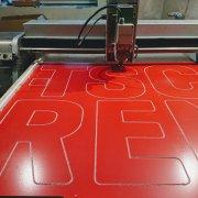 CNC frézování PVC 20mm